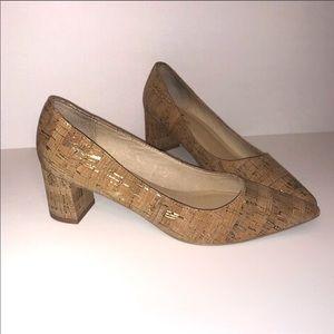 Kate Spade Light Brown Heels